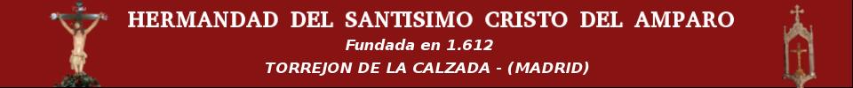 Hermandad del Santísimo Cristo del Amparo – Torrejón de la Calzada