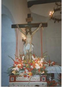 Cristo del Amparo - Años 80