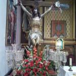 Santísimo Cristo año 2012