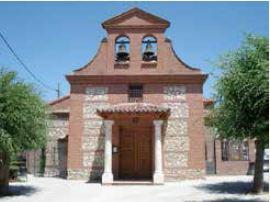 Parroquia San Cristóbal Mártir