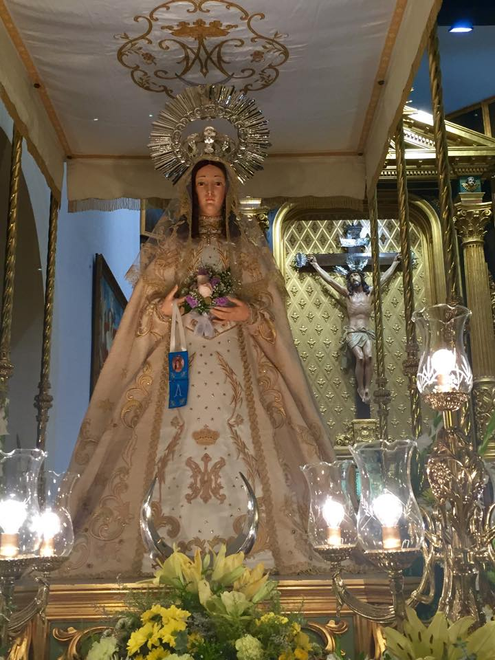 Fiestas en Honor de la Virgen de la Natividad